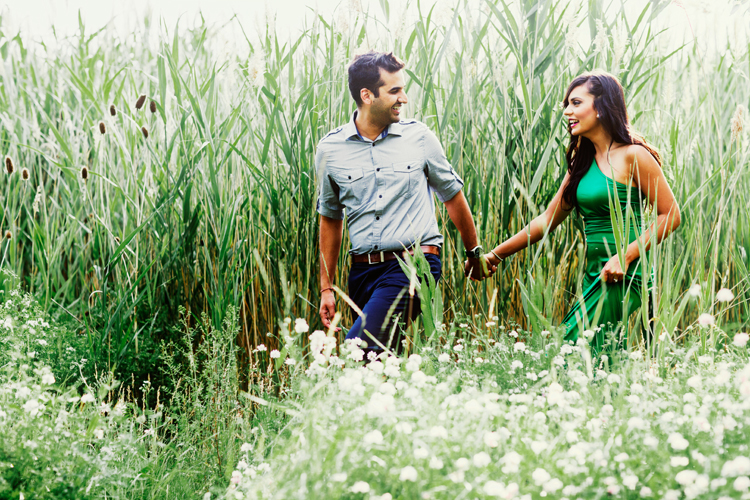 Vidya & Bhanu's E-Shoot-22