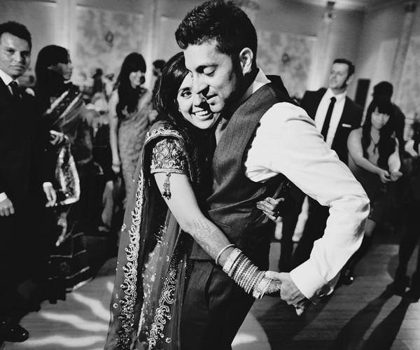 Kammy & Vik's Wedding Day