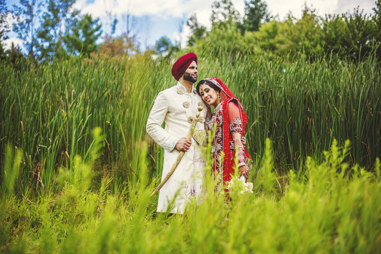 Hardeep & Amar's Wedding-596