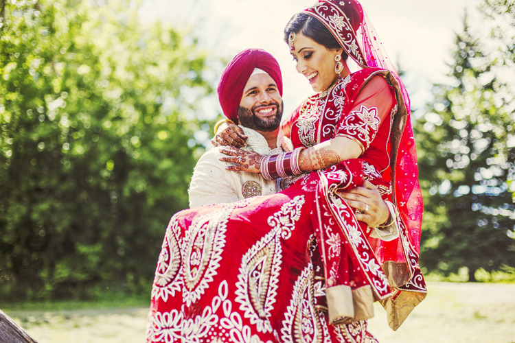 Hardeep & Amar's Wedding-619