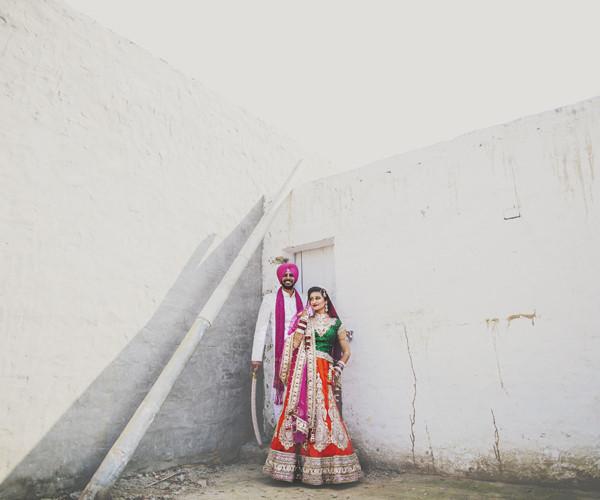 Neeru & Gary . India