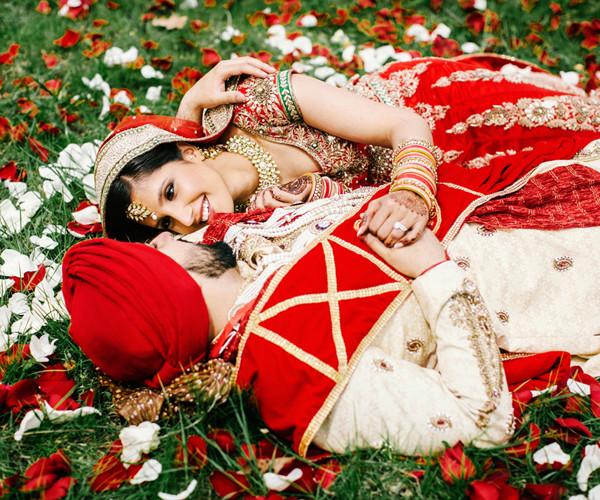 Jas & Gopi . Married