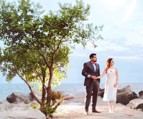 Amrit & Sanj's Eshoot Preview