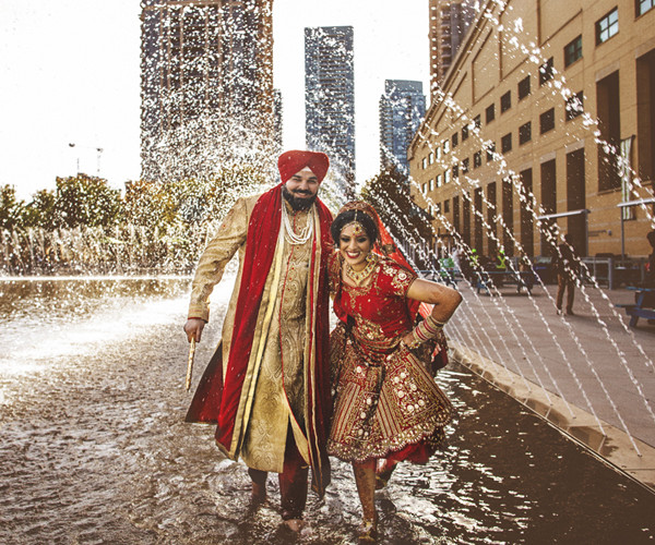 Manvir & Sasha's Wedding preview