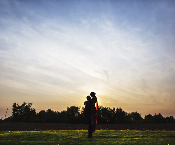 Dilpreet and Amrit's Punjab themed Engagement session . preview