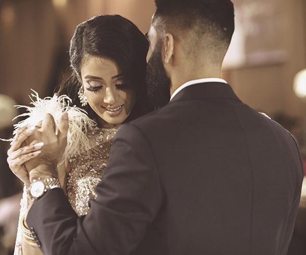 rupi and aman's wedding