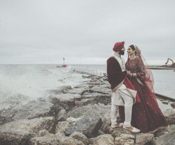 Jasprit & Rahul's Wedding